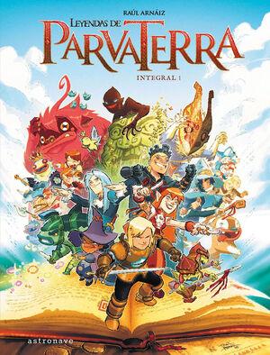 LEYENDA DE PARVA TERRA. INTEGRAL 1