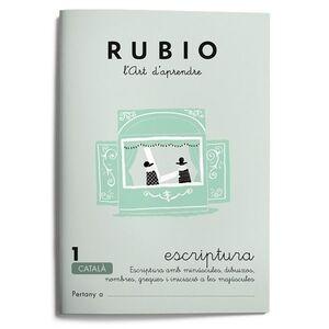 ESCRIPTURA RUBIO 1 (CATALÀ)