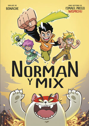 NORMAN Y MIX 1