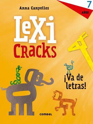 LEXICRACKS. EJERCICIOS DE ESCRITURA Y LENGUAJE 7 AÑOS