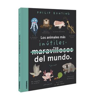 LOS ANIMALES MÁS INÚTILES DEL MUNDO