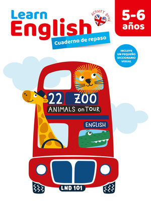 LEARN ENGLISH 5-6 AÑOS