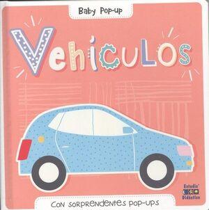 VEHÍCULOS BABY POP-UP