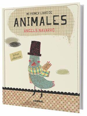 MI PRIMER LIBRO DE ... ANIMALES