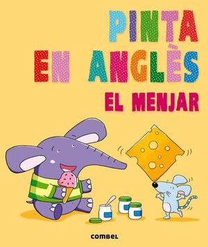 PINTA EN ANGLÈS. EL MENJAR