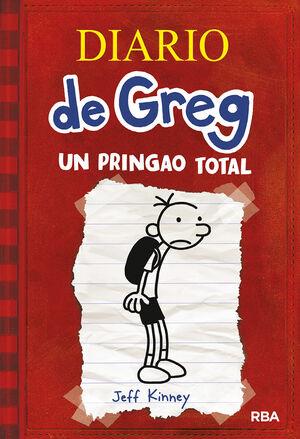 DIARIO DE GREG 1. UN PRINGAO TOTAL