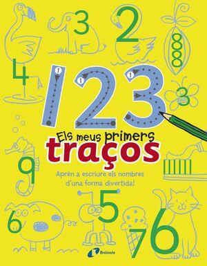 1 2 3 - ELS MEUS PRIMERS TRAÇOS