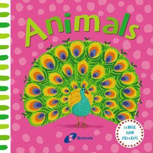 LLIBRE AMB RELLEUS. ANIMALS
