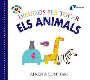 DIBUIXOS PER TOCAR. ELS ANIMALS