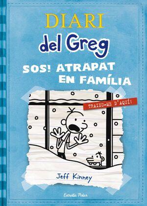DIARI DEL GREG 6. SOS ATRAPAT EN FAMILIA