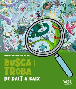 BUSCA I TROBA DE DALT A BAIX