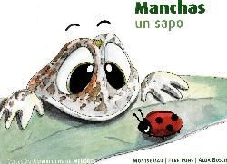 MANCHAS UN SAPO
