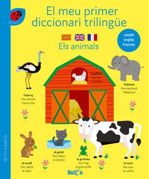 DICCIONARI TRILINGÜE-ELS ANIMALS