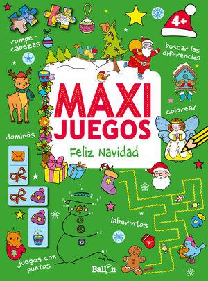 MAXI JUEGOS - FELIZ NAVIDAD